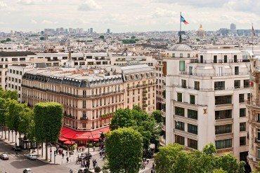 Hôtel Barrière Le Fouquet's Paris High life on the Champs-Élysées