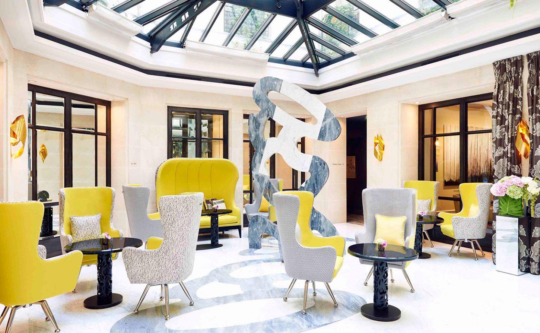 Luxury Hotels Le Burgundy Paris Paris Capitale