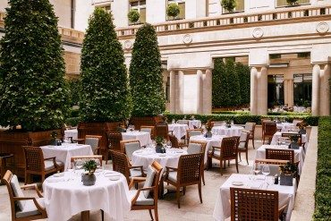 Park Hyatt Paris-Vendôme A contemporary palace