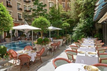Le Royal Monceau-Raffles Paris The arty Palace hotel