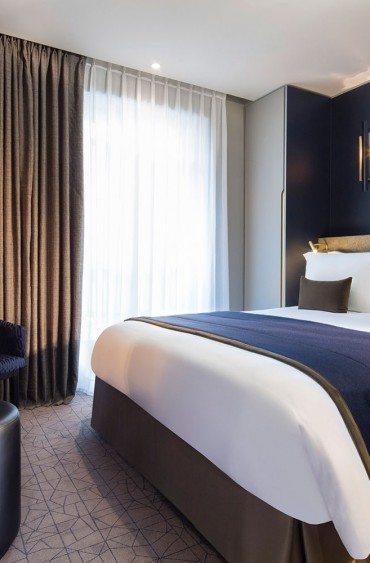 Le 10 Bis renaît en hôtel design
