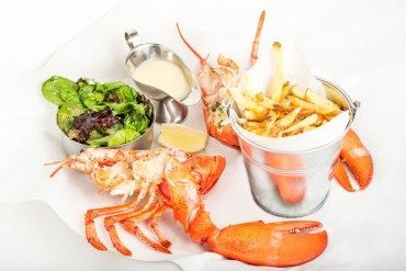 Les Pinces gives lobster a place of honor