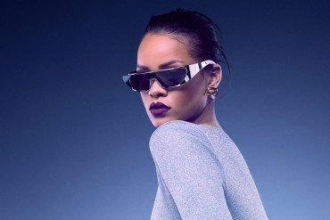 New Dior sunglasses by Rihanna