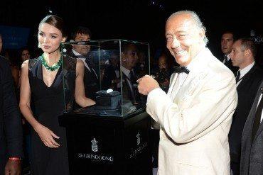 de Grisogono et ses diamants ultra-précieux