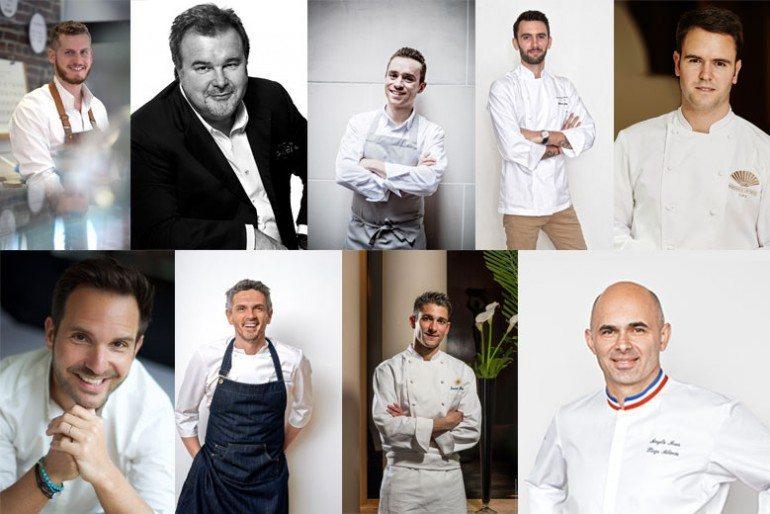 Les nouvelles têtes d'affiche de la pâtisserie