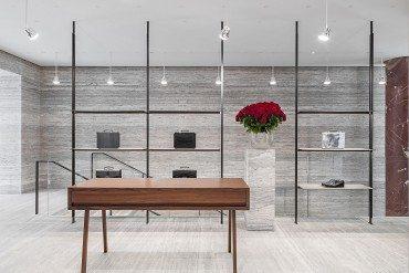 Brioni Nouveau concept de boutique