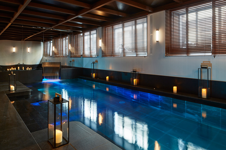 Le roch hotel spa paris capitale for Salon 5 etoiles tunisie