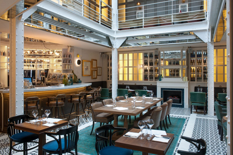 Couleur Restaurant Tendance ~ Frdesignhub.co