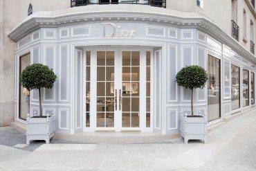 Dior et l'Avenue Montaigne Une histoire précieuse