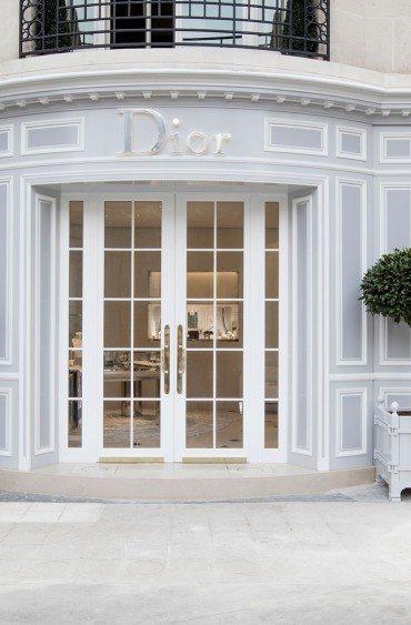 Dior et l'Avenue Montaigne