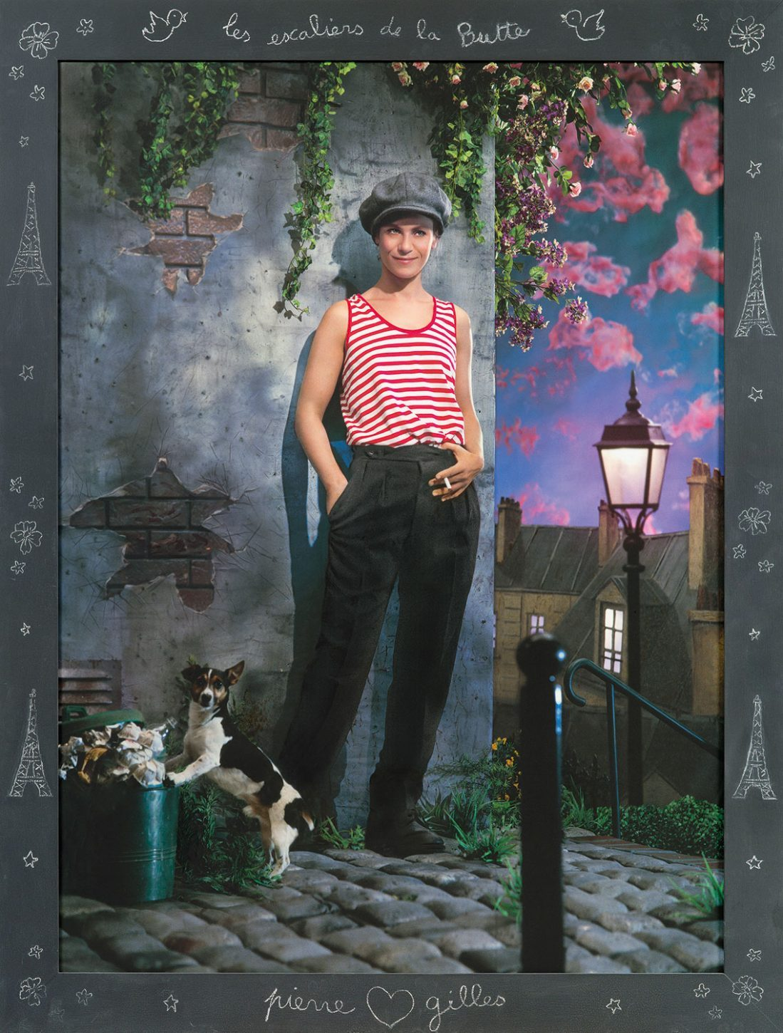 interview-exclusive-pierre-gilles-photographe-retro-kitsch-escaliers-de-la-butte-paris-capitale