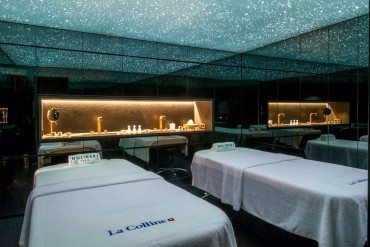 Spa Nolinski by La Colline Swiss expertise in Paris