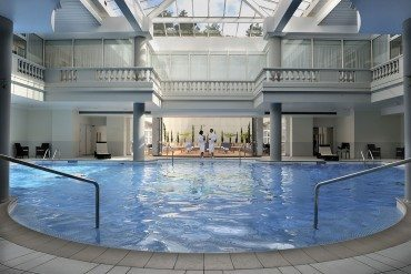 Trianon Palace Spa Guerlain Une adresse royale