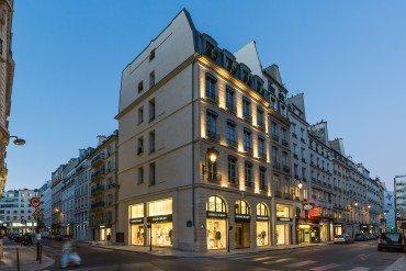 À la Maison Saint-Honoré Longchamp en majesté