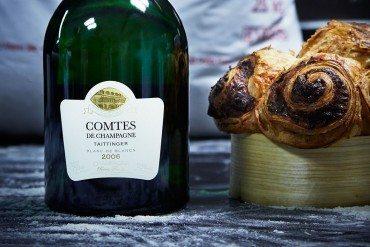 Comtes de Champagne Blanc de Blancs Taittinger
