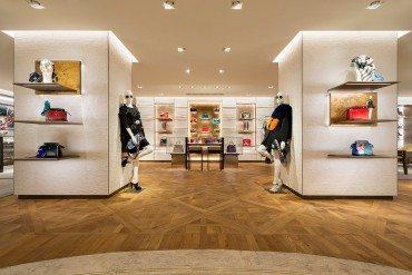 Un troisième magasin parisien pour Fendi, dédié aux femmes