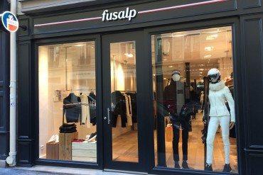 Une 2e boutique Parisienne pour Fusalp
