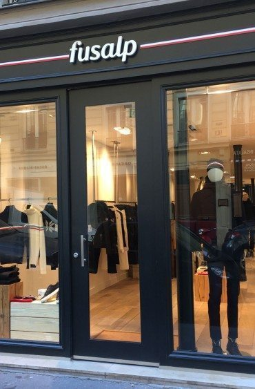 Fusalp opens its second Paris store