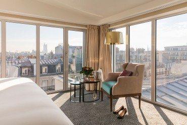 Maison Albar Hotel Paris Céline L'élégance à la française
