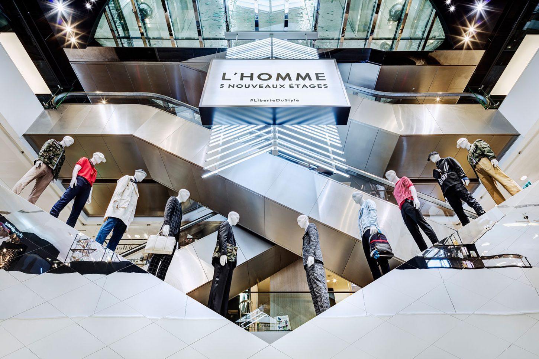 adresse-shopping-luxe-paris-homme-meilleur-endroit-9e-printemps-haussmann-merchandising