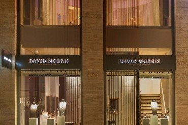 David Morris Carats, glamour et esprit british