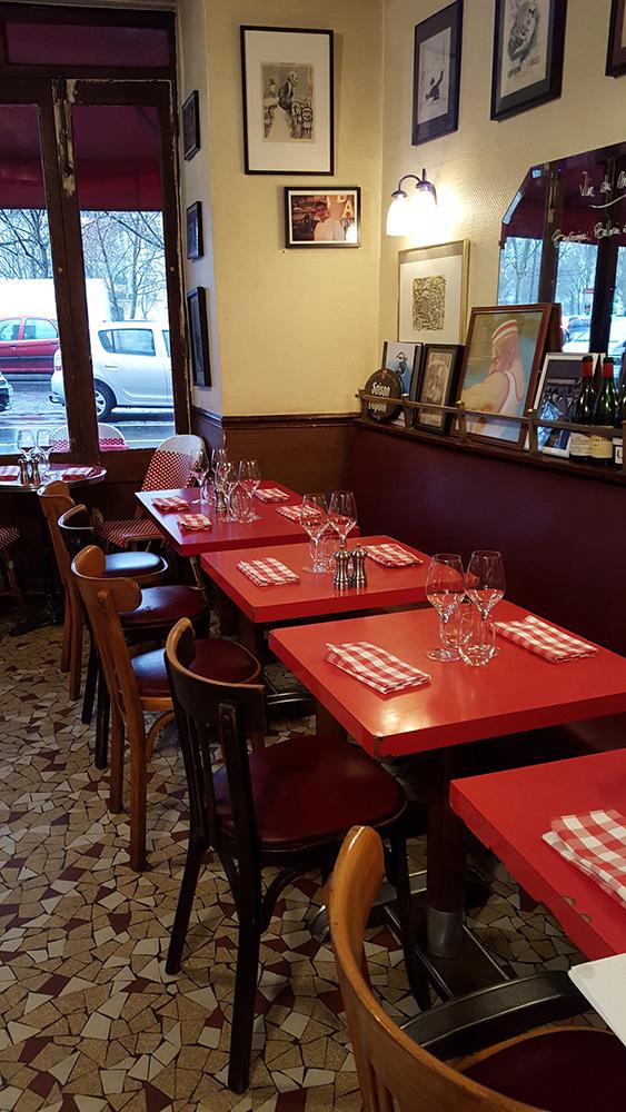 Avis Restaurant Le Petit Celestin Paris