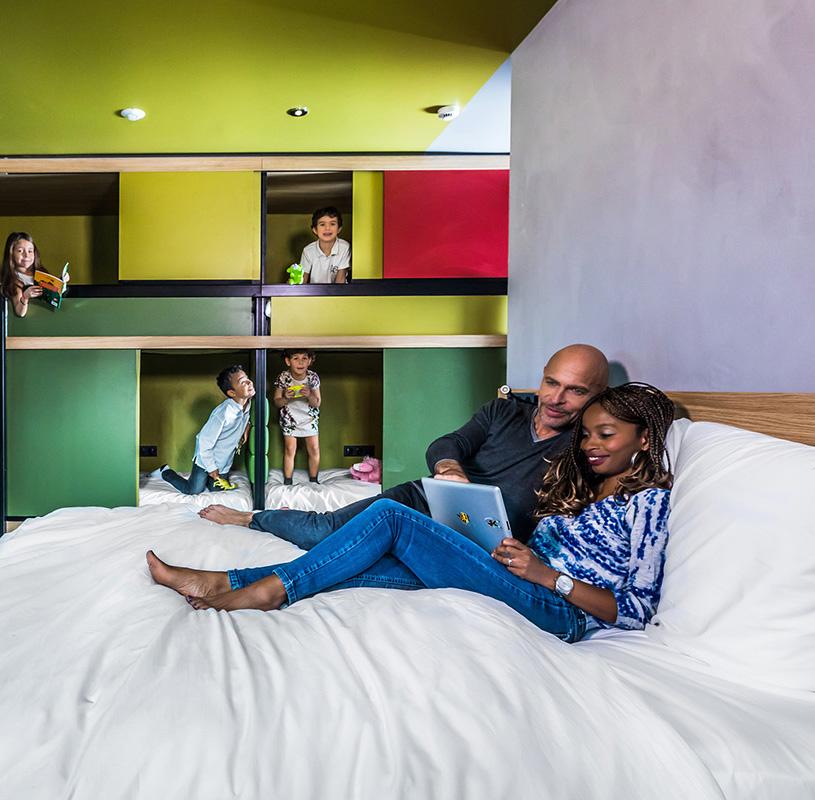 h tel tendance yooma paris capitale. Black Bedroom Furniture Sets. Home Design Ideas