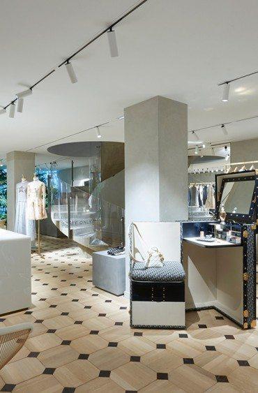 Un pop-up store Dior
