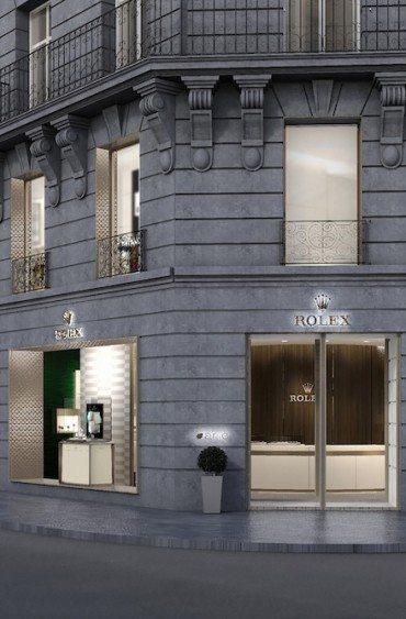 Rolex et Arije :