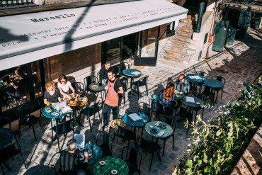 Marcello, la dolce-vita à Saint-Germain-des-Prés