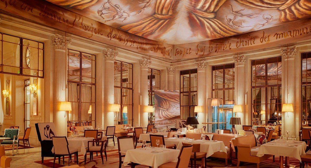 Restaurant gastronomique le dali paris capitale for Restaurant le miroir paris