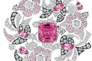La féminité ultra précieuse de Chanel Joaillerie