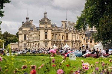 Save the date! Chantilly Arts & Élégance Richard Mille 2017