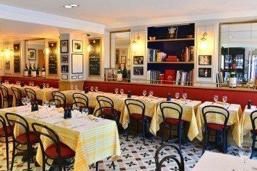 La Rôtisserie d'Argent, un bistrot en or