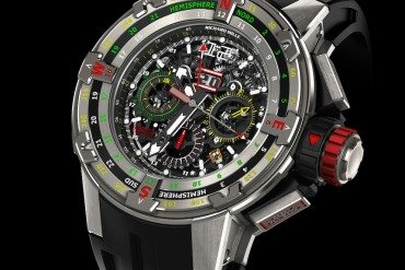 Richard Mille, cap au large
