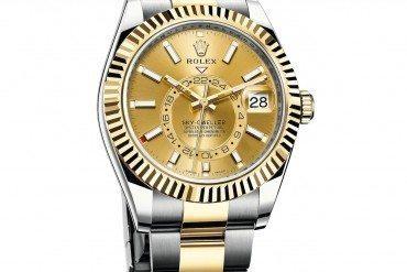 Rolex, la montre du globe-trotter