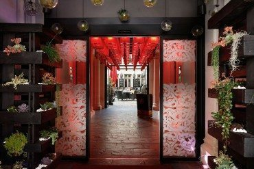 Buddha-Bar Hotel Paris An exotic journey in the city