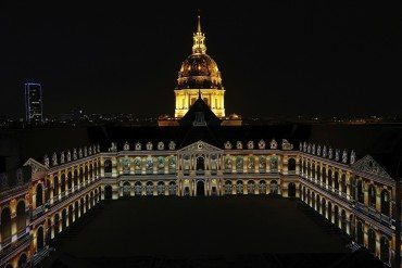 La Nuit aux Invalides : a show that sheds light on French history