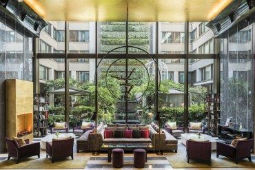 Mandarin Oriental An urban resort