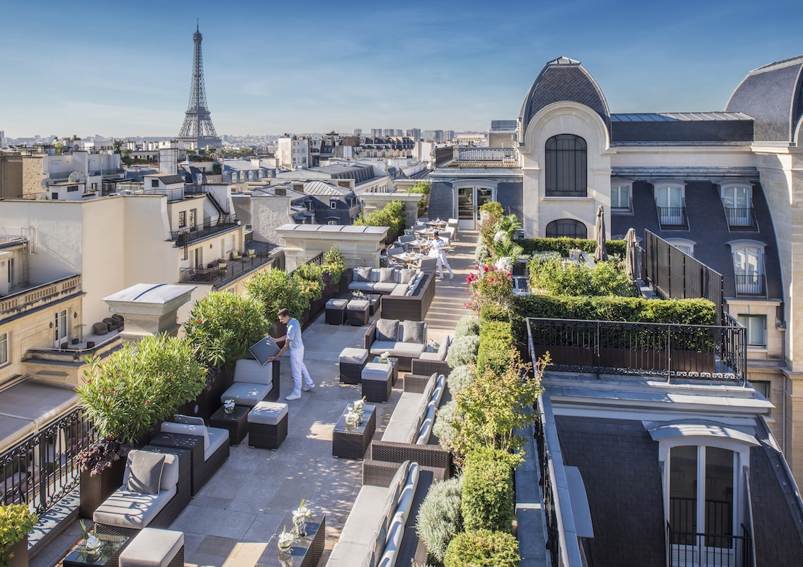 Paris luxury hotel the peninsula paris paris capitale for Ideal hotel paris