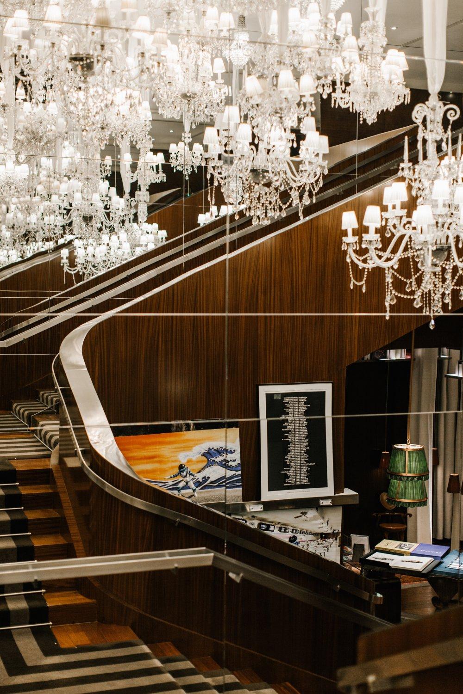Le Royal Monceau luxury parisian hotel