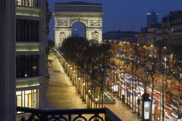 Hotel Barrière Le Fouquet's Ça c'est Paris!