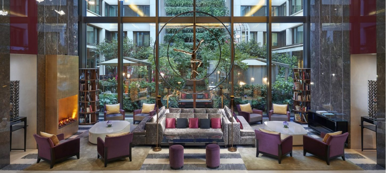 Mandarin Oriental Paris Luxury Hotel