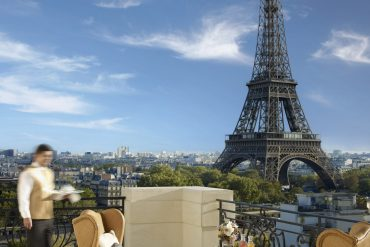 Shangri-La Hotel, Paris Breathtaking luxury