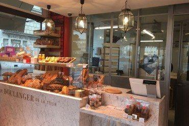 Fresh bread from La Tour d'Argent