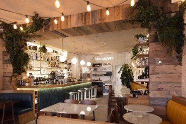 Les Fauves : entre brasserie chic et bistronomique