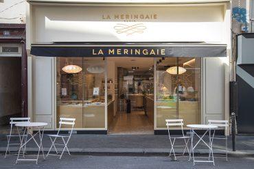 La Meringaie, marvelous meringues