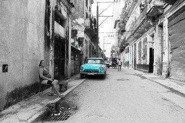 Cuba sous l'œil de Maurice Renoma