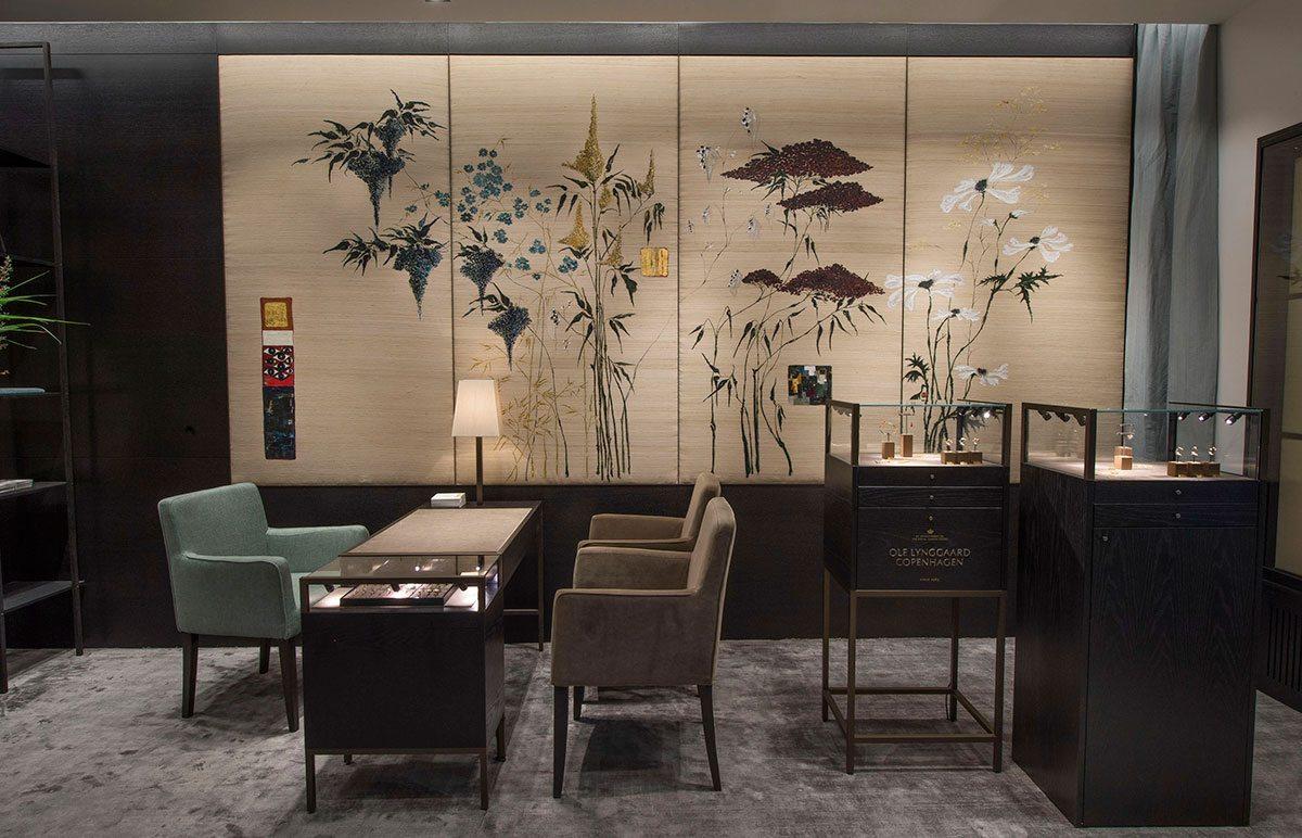 joaillerie ole lynggaard copenhagen ouvre paris paris capitale. Black Bedroom Furniture Sets. Home Design Ideas