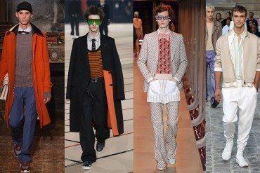 L'homme New Look Retour sur la mode homme de demain